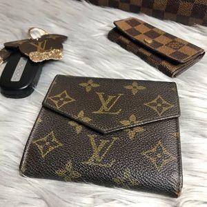 AUTH Louis Vuitton Vintage Elise 8911AN